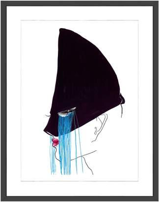 Jean Paul Gaultier Art Source Gaultier, Viramontes (Framed Giclee)