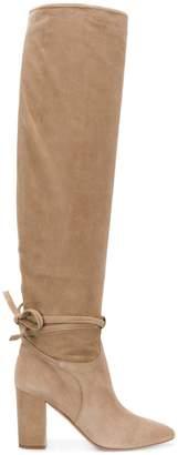 Aquazzura knee boots