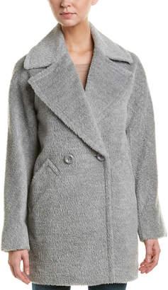 Trina Turk Nancy Wool & Alpaca-Blend Coat