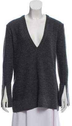 Calvin Klein Collection Oversize Wool Sweater