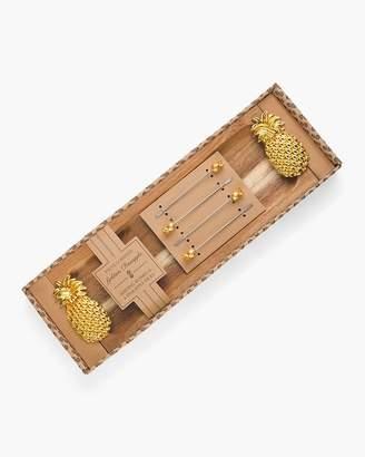 Pineapple Cheese Board Set