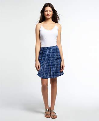 Superdry Ibiza Printed Skirt