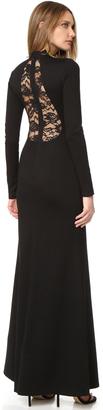 alice + olivia Rosamund Dress with Tear Drop Back $485 thestylecure.com