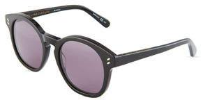 Stella McCartney Stella Acetate Round Sunglasses