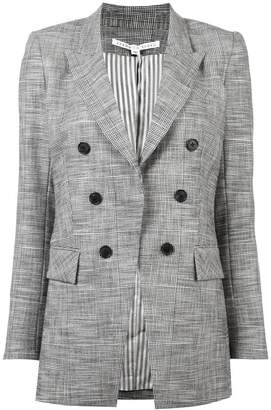 Veronica Beard Glen check blazer