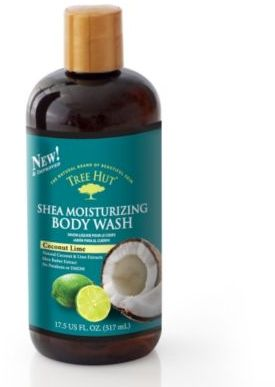 Tree Hut Coconut Lime Body Wash