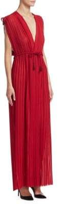 TRE by Natalie Ratabesi Minerva Chiffon Maxi Dress