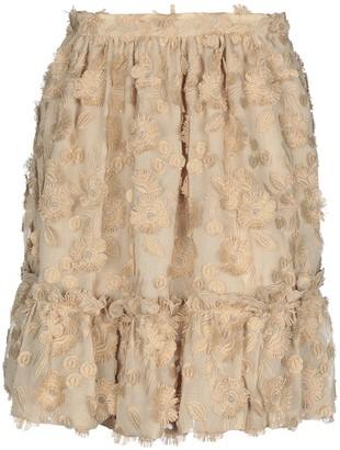 Moschino Knee length skirts - Item 35387813BF