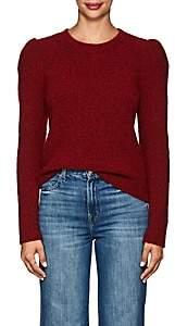 Co Women's Bouclé Cashmere Sweater - Red