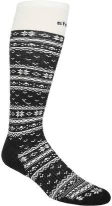 Stoic Fair Isle Casual Winter Socks