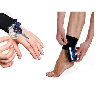 Beauty America High-Quality Unisex Fitness Comfortable Wrist Ankle Wallet