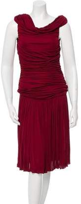 Giambattista Valli Sleeveless Midi Dress w/ Tags