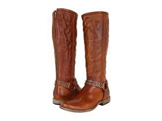 Frye Phillip Studded Harness Tall Women's Zip Boots
