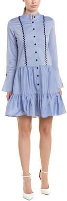 Shoshanna Shirtdress