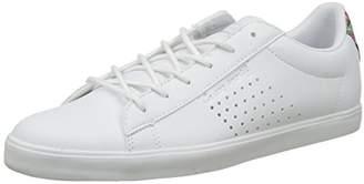 Le Coq Sportif Women's Agate Lo Tropical Paradise Low-Top Sneakers,40 40 EU