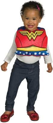 Rubie's Costume Co DC Comics Wonder Woman Infant Baby Bib