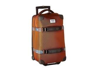 Burton Wheelie Flight Deck Carry on Luggage