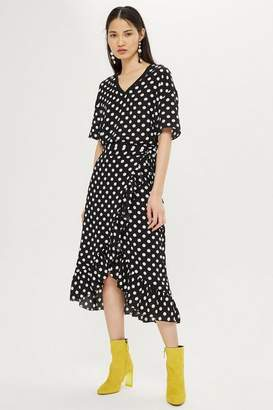 Topshop **Polkadot Top by YAS