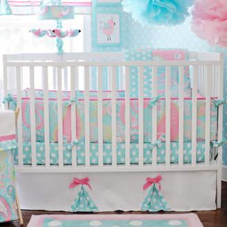 My Baby Sam Pixie Baby 3 Piece Crib Bedding Set
