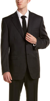 Canali Suit With Flat Pant