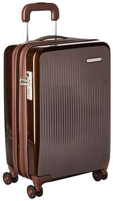 Briggs & Riley Sympatico - Domestic Carry-On Expandable Spinner Luggage