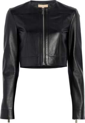 Michael Kors Cropped Jacket