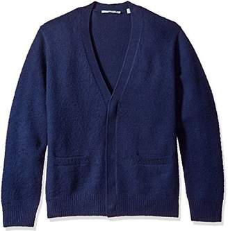 Vince Men's Textured Cardigan