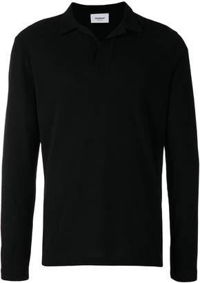 Dondup long-sleeved polo shirt