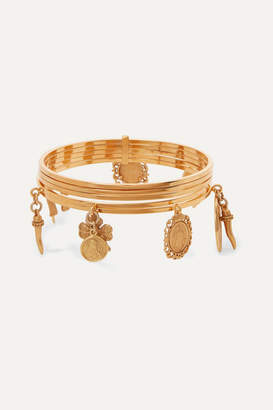 Dolce & Gabbana Gold-tone Bangle - one size
