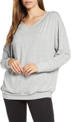Felina V-Neck Long Sleeve Top