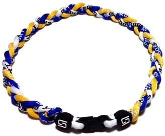 Sport Ropes 3 Rope Titanium Necklace