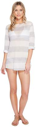 Splendid Homespun Tunic Cover-Up Women's Swimwear