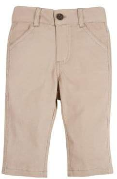 Andy & Evan Baby Boy's Cotton-Blend Twill Pants
