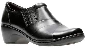 Clarks Channing Essa Leather Loafer - Wide Width Available