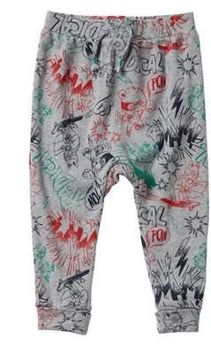 Joe Fresh Print Harem Pants (Baby Boys)