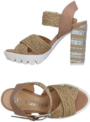 Luca Stefani Sandals - Item 11437366