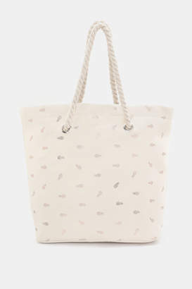 Ardene Large Canvas Tote Bag