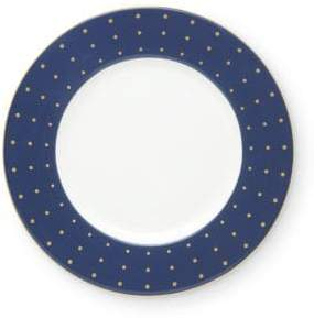 Kate Spade Allison Avenue Polka Dotted Accent Plate