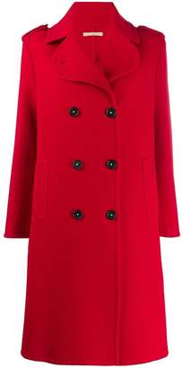 Massimo Alba double-breasted buttoned coat