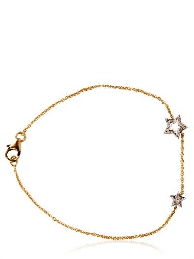 Perlota Diamond Star Bracelet