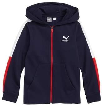 Puma Fleece Zip-Up Hoodie