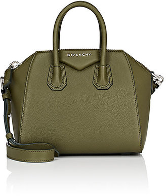 Givenchy Women's Antigona Mini Duffel Bag $1,750 thestylecure.com