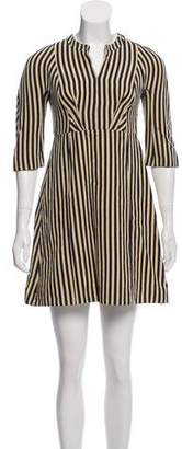 Marni Striped Mini Dress
