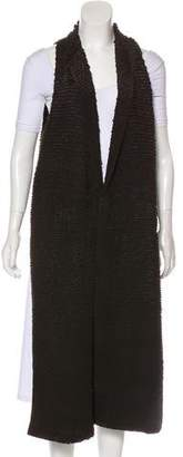 Christian Wijnants Pleated Elongated Vest
