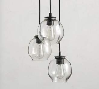 Pottery Barn Milo 3-Light Chandelier
