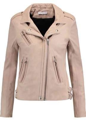 IRO Hanhan Leather Biker Jacket