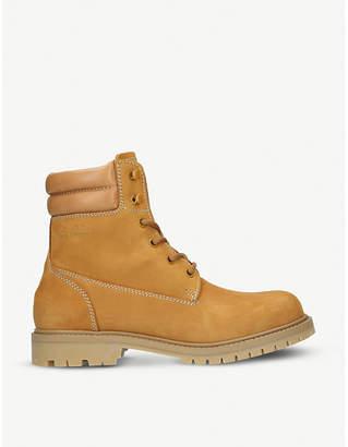 Aldo Prendalind waterproof leather boots