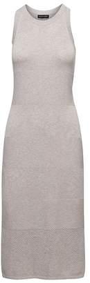 Banana Republic Petite Pointelle Mixed-Stitch Sweater Dress