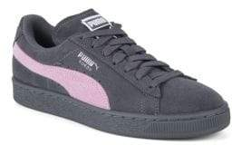 Puma Classic Suede Low-Top Sneakers