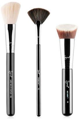 Sigma Beauty It Girl Three-Piece Brush Set
